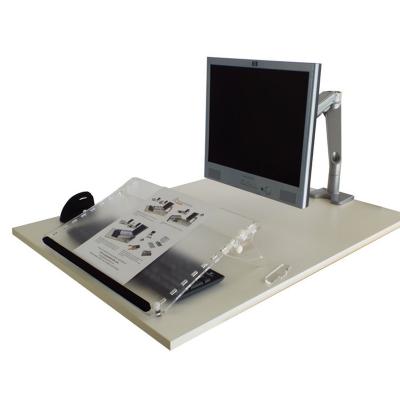Le porte document ergonomique Clear Copy